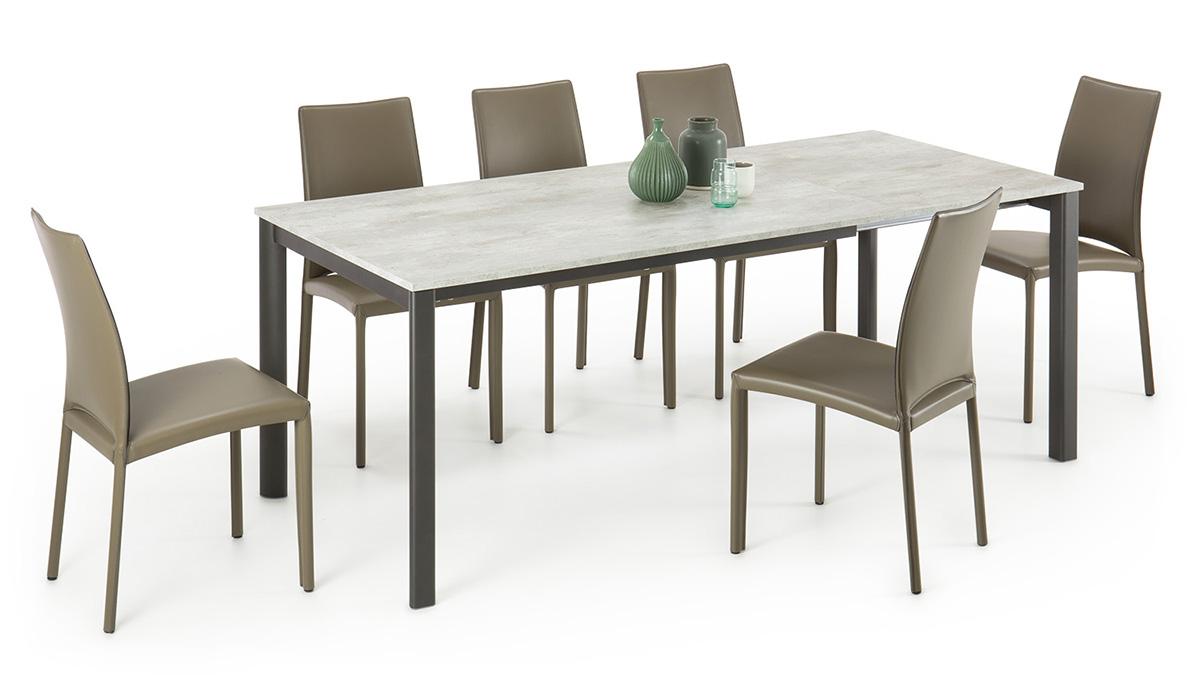 Come Abbinare Sedie Diverse abbinare tavolo e sedie - diotti