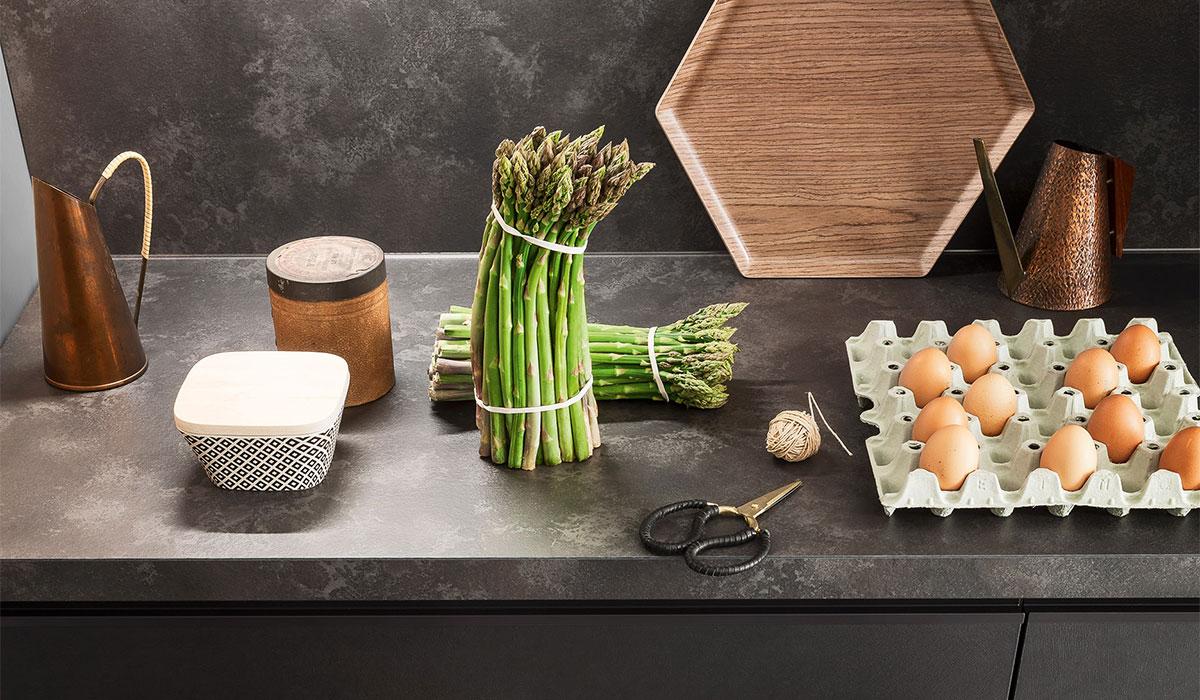 Cucinare in un open space