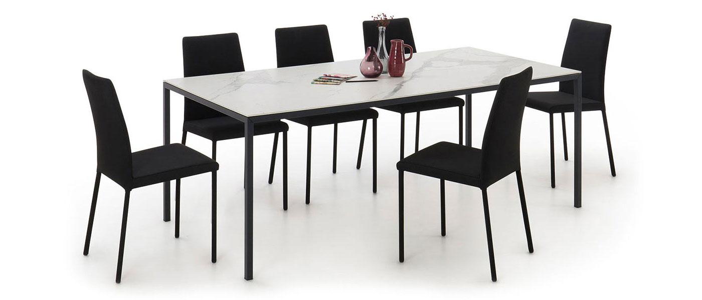 Sedie A Forma Di Sedere Costo numero posti a sedere di un tavolo [guide] - diotti