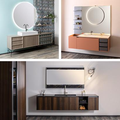Produttore mobili bagno di qualità