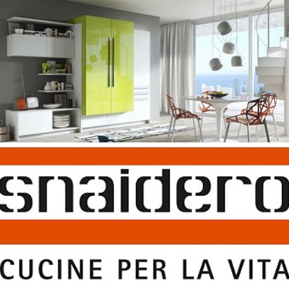 Cucina Snaidero online: la monoblocco di design