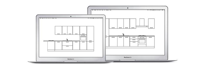 Progetta la tua cucina componibile diotti com for Disegna la tua cucina
