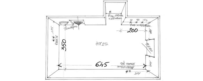 Progetta la tua cucina componibile arredaclick for Progetta la tua planimetria