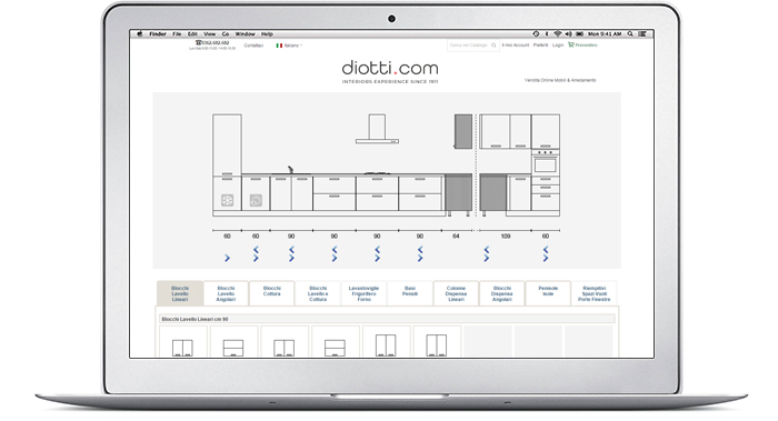 Disegnare cucina 3d gratis perfect best disegnare cucina for Disegnare cucina 3d online