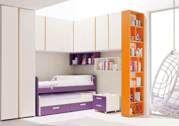 Idee il progetto di max armadio a ponte con cambio di for Armadio libreria ikea