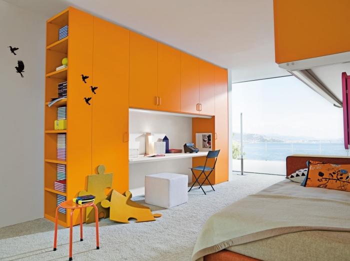 Idee il progetto di max armadio a ponte con cambio di - Costo camera da letto ...