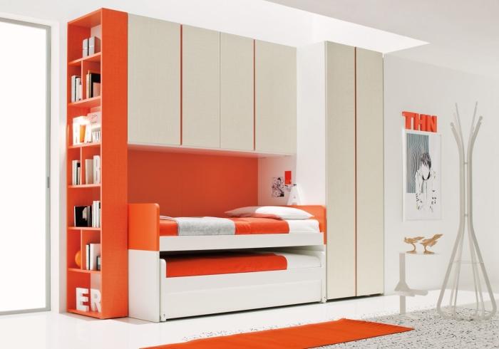 Libreria a ponte ikea fabulous idee per librerie angolari for Ikea progetto camera
