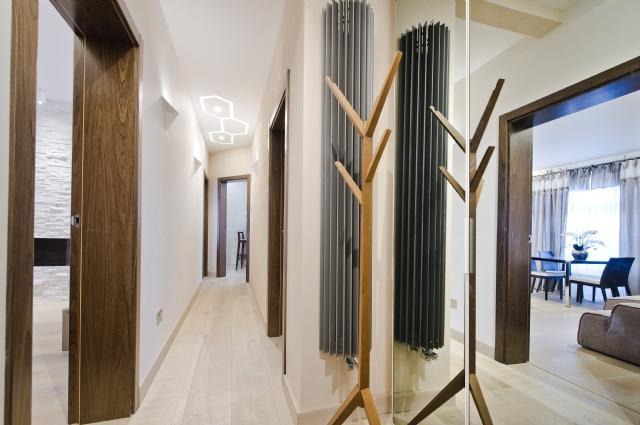 Idee progetto a londra kensington arredare casa in for Ingresso casa moderno