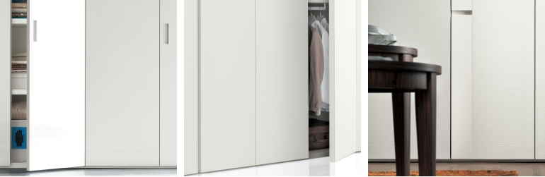 Idee un armadio su misura online risparmiare - Maniglie mobili ikea ...