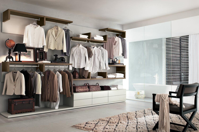 Idee Per Arredare Una Cabina Armadio : Idee il progetto di sara una cabina armadio in lavanderia