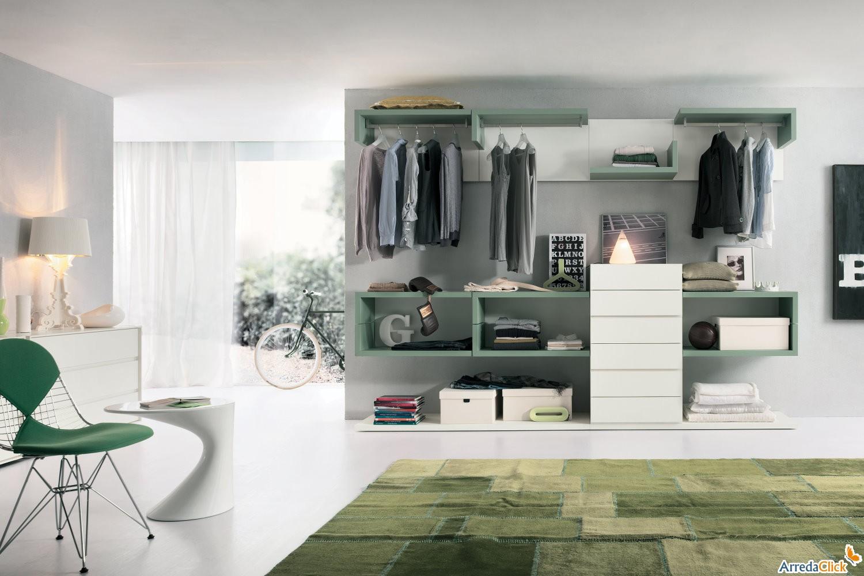Idee il progetto di pamela una cabina armadio in - Idee cabina armadio ...