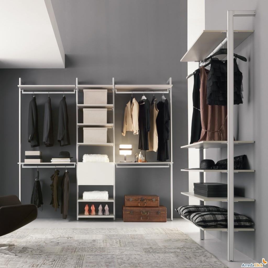 Arredaclick blog come scegliere la cabina armadio for Cabina armadio