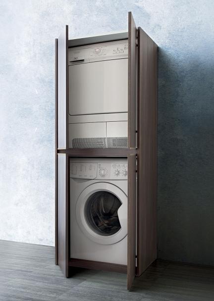 Arredaclick blog la lavatrice in bagno 3 soluzioni for Larghezza mobile bagno