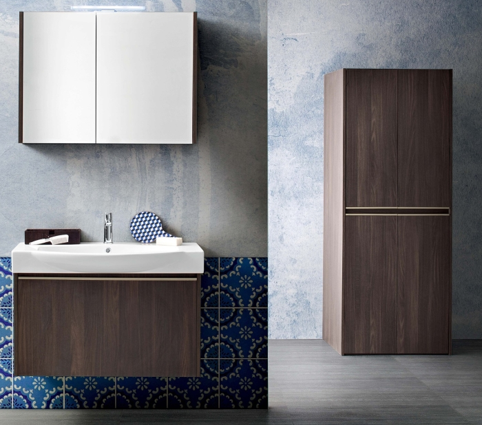 Arredaclick blog la lavatrice in bagno 3 soluzioni - Asciugatrice in bagno ...