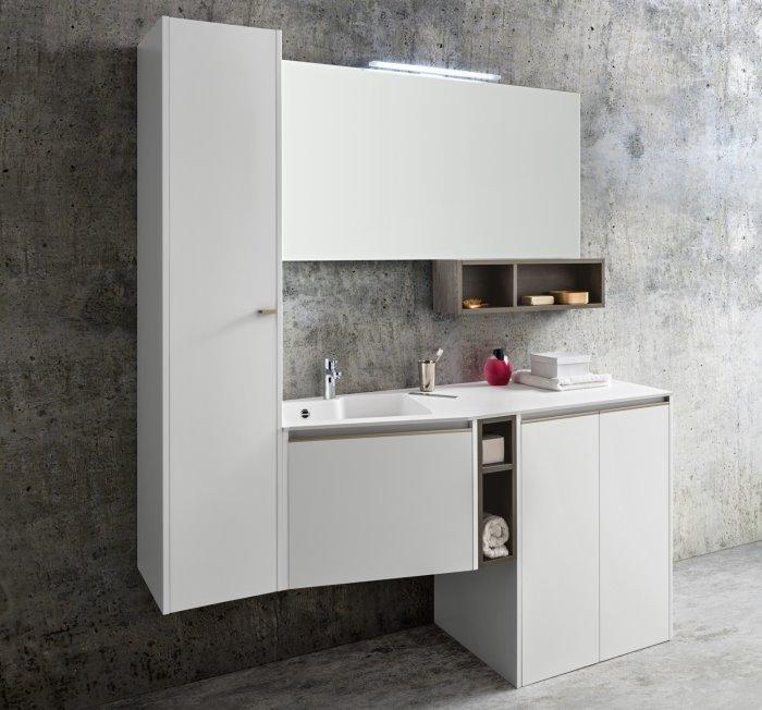 Idee armadio per lavanderia 5 soluzioni arredaclick - Mobile asciugamani bagno ...