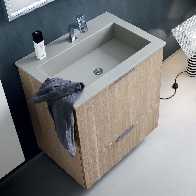 Idee lavabo del bagno quale materiale scegliere - Lavandino con mobile bagno ...