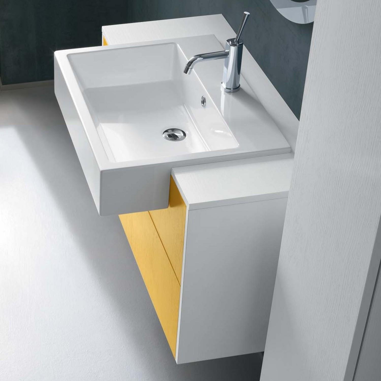Mobile Bagno Con Lavandino Semincasso.Idee Come Scegliere Il Lavabo Per Il Mobile Bagno Diotti Com