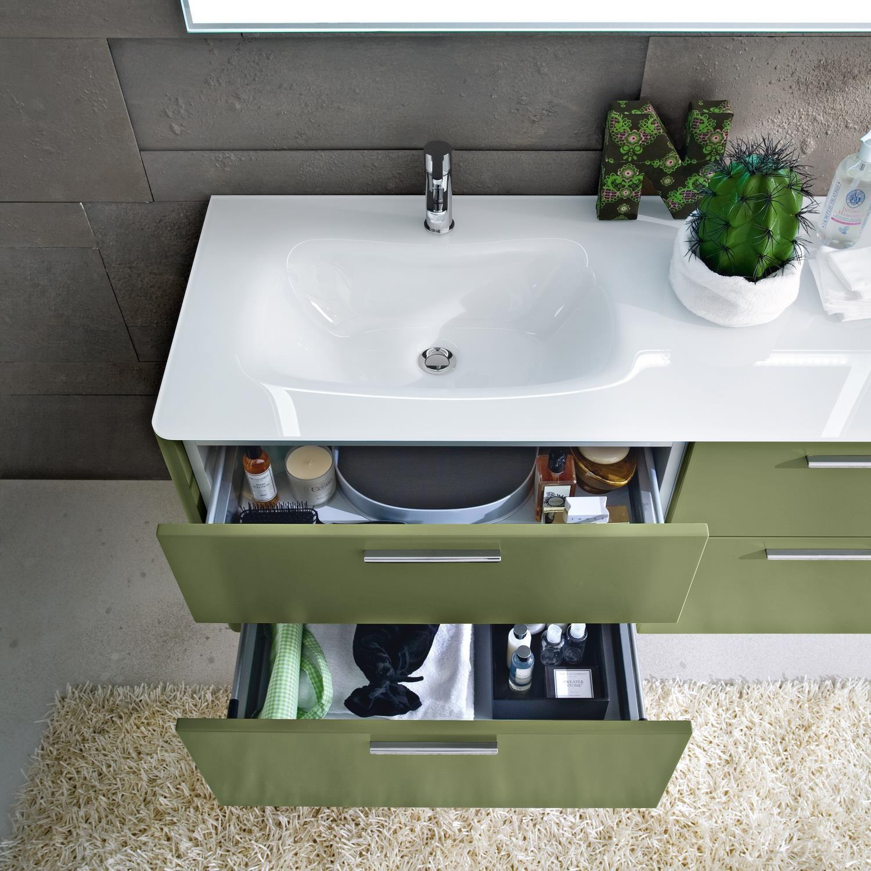 Arredaclick blog come scegliere il lavabo per il mobile for Lavello angolare ikea
