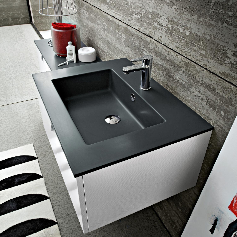 Arredaclick blog lavabo del bagno quale materiale for Lavabo bagno mobile