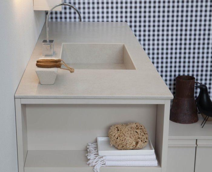 Lavabo in gres per un bagno moderno e pratico - N53 Atlantic