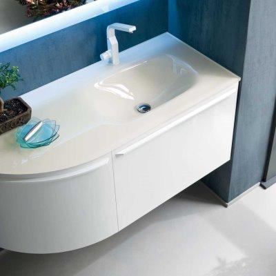 Lavabi Bagno In Vetroresina.Idee Lavabo Del Bagno Quale Materiale Scegliere Arredaclick