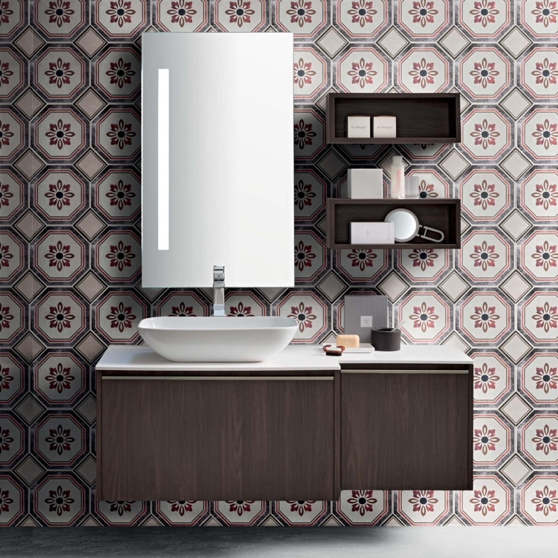Idee bagno piccolo 6 idee per scegliere il mobile bagno arredaclick - Lavello cucina rotondo ...