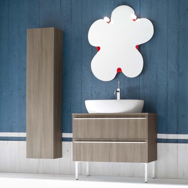Idee bagno piccolo 6 idee per scegliere il mobile bagno - Quadri per il bagno ...