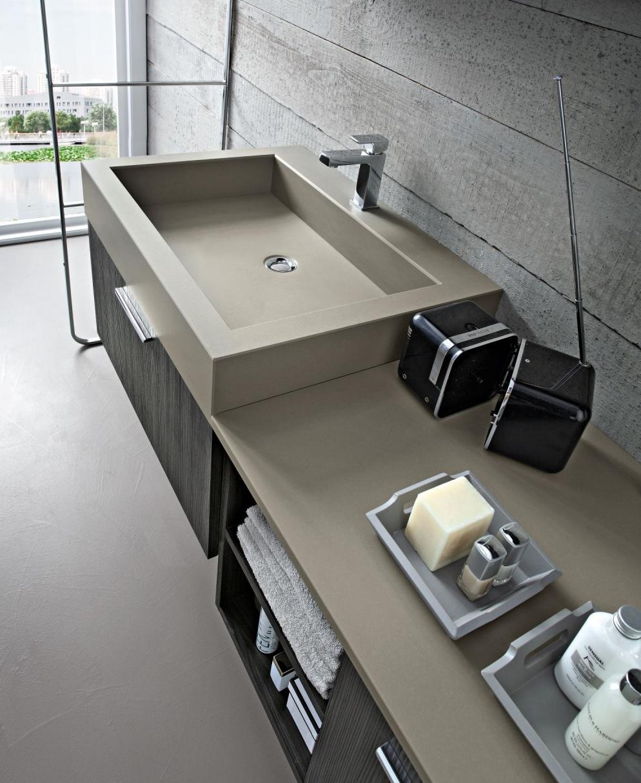 Arredaclick blog lavabo del bagno quale materiale - Lavabo in muratura per bagno ...