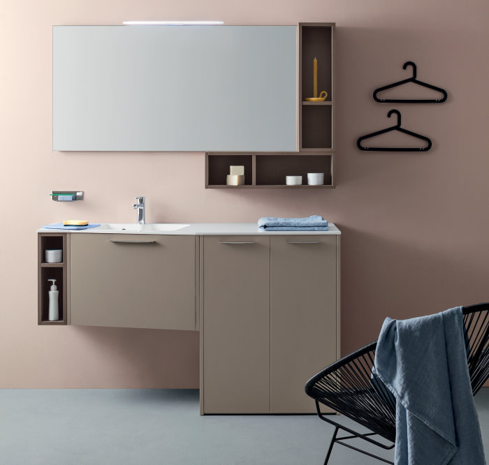 Idee - La lavatrice in bagno: 3 soluzioni definitive (+ 1) - DIOTTI.COM