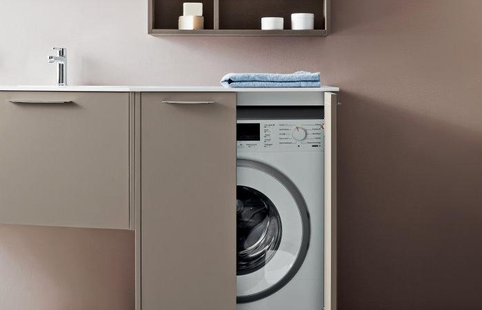 Idee - La lavatrice in bagno: 3 soluzioni definitive (+ 1) - ARREDACLICK