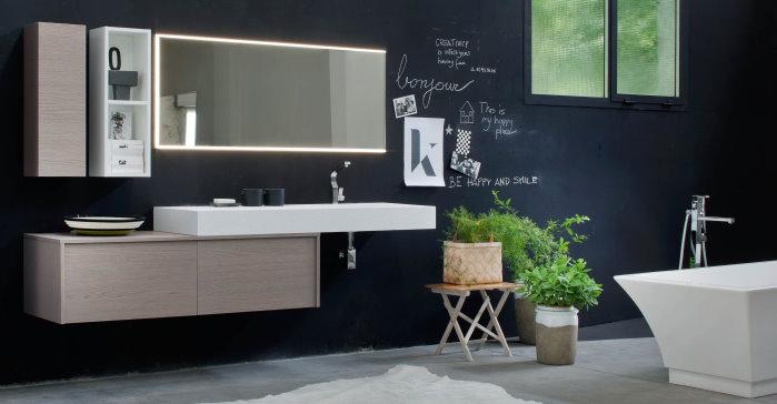 armadietto con portabiancheria armadio bagno con portabiancheria clikad abbassamento soffitto in