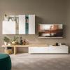 Soluzioni e idee per arredare le pareti del soggiorno