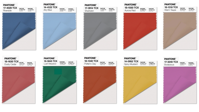 Top ARREDACLICK BLOG - I 10 colori Pantone per l'arredamento 2017  TA32