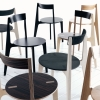 Sedie in legno moderne: 45 idee e soluzioni