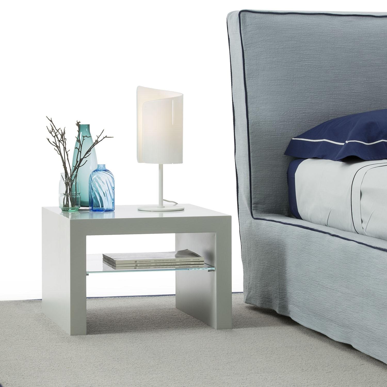 Idee come scegliere i comodini arredaclick for Comodini camera da letto moderni