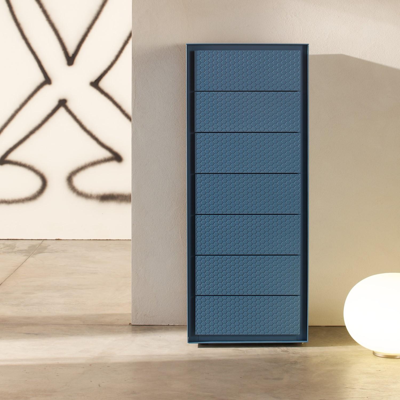 Idee - Il progetto di Flavia: una cabina armadio a vista ...