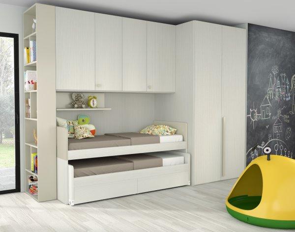 Misure letti singoli idee di design per la casa for Misure letti singoli