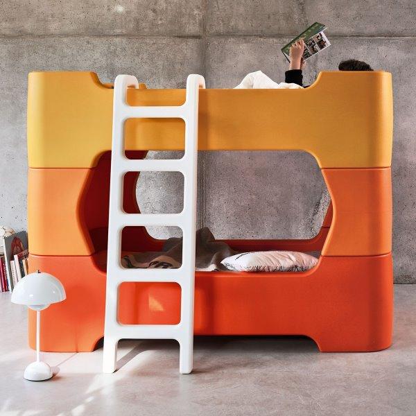 Idee design per bambini mobili o giochi arredaclick - Letti bambini design ...
