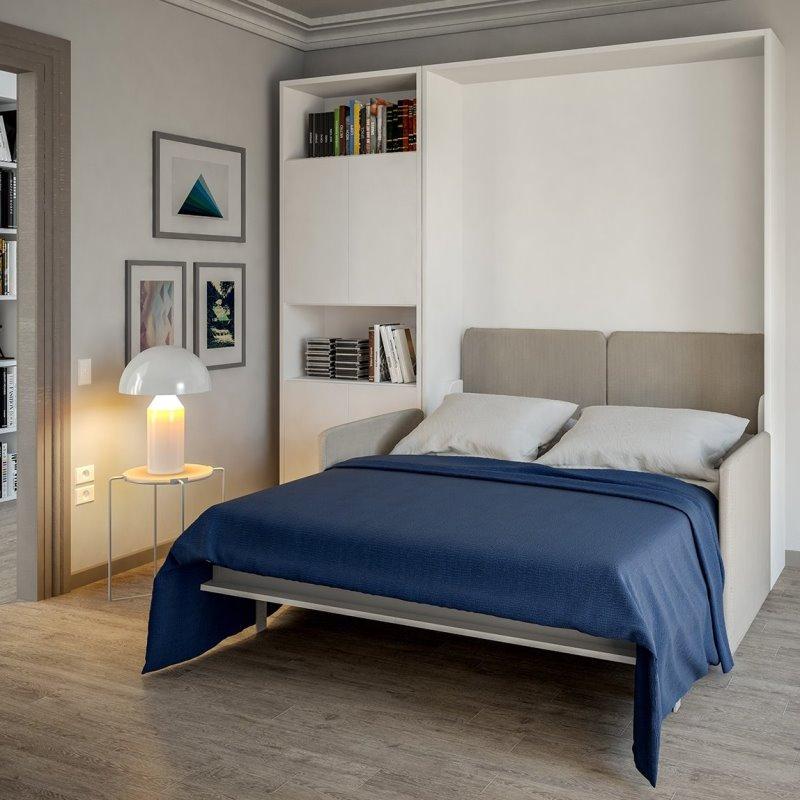 Letto alla francese dimensioni letto alla francese con - Camera da letto alla francese ...