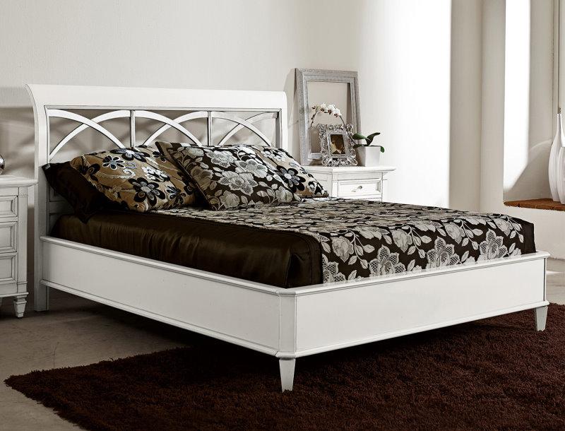 Letto Arco - letto classico in legno laccato