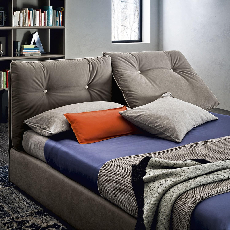 Idee letto comodo per leggere a letto arredaclick - Cuscini camera da letto ...
