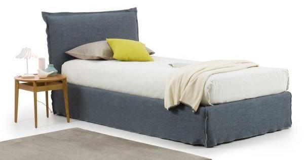 Arredaclick blog letto singolo le misure e i modelli - Ikea tessili letto ...