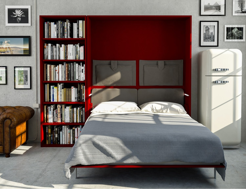 Arredare Camera Con Divano Letto : Idee soggiorno trasformabile in camera quali arredi salvaspazio