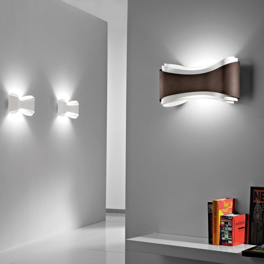 Idee come arredare un corridoio stretto e poco for Faretti da parete