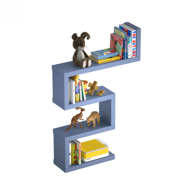 Arredaclick blog 6 trucchi per tenere in ordine la - Mensole per camera bambini ...