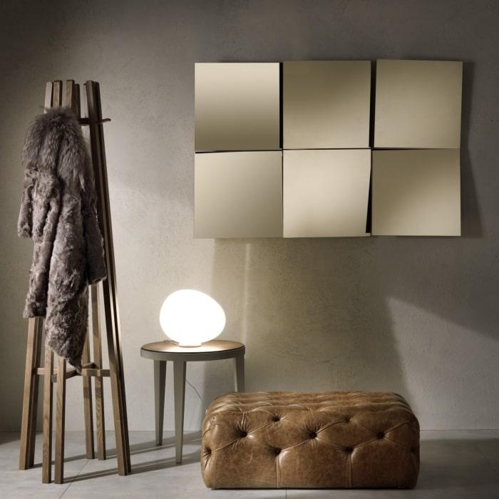 Specchio modulare decorativo da parete Charme