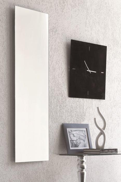 Specchio rettangolare verticale senza cornice