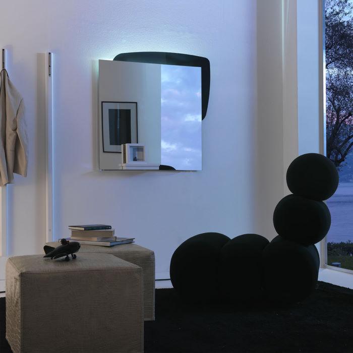 Specchio con illuminazione led