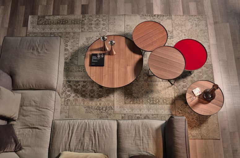 Tappeti Da Salotto Quadrati : Idee come posizionare il tappeto in salotto sala da pranzo e