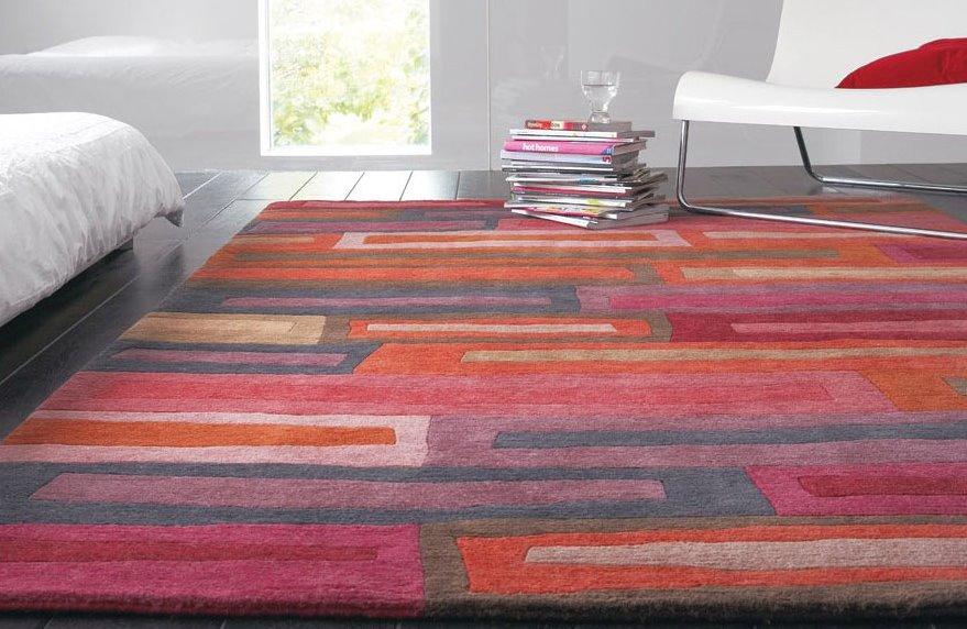 Idee - Come pulire il tappeto in lana - DIOTTI.COM